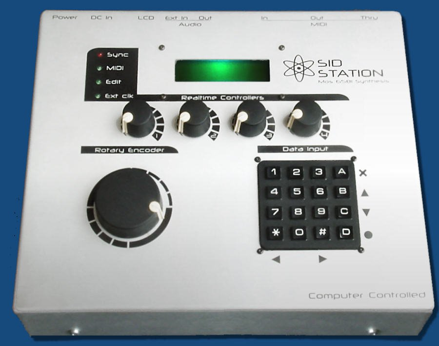 elektron-sidstation-synthesizer